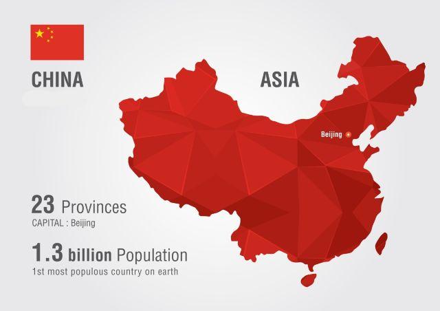 China population stats