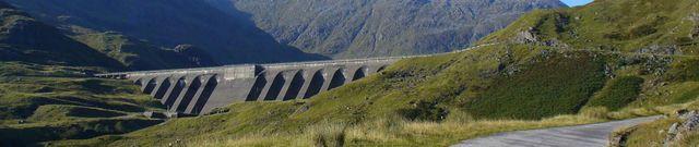 Cruachan pumped hydro storage plant